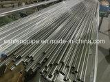 tube soudé 304 par 310 d'acier inoxydable de pipe