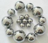 3/16 de pulgada de 4,76 mm de acero forjado de carbono de la dureza de las bolas de medios de molienda con HRC58-HRC63