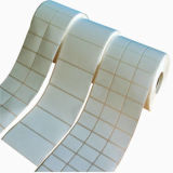 La transferencia térmica y de la etiqueta etiqueta para la impresora Zebra
