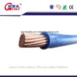 Cable flexible aislado estándar del PVC Thhn de las memorias multi