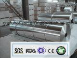 Алюминиевая фольга сплава 8011 Jumbo Frames рулона носителя для упаковки продуктов питания