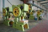 Máquina de perfuração elétrica da imprensa de potência mecânica do C-Frame J23-6.3