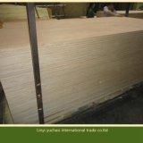 madera contrachapada de la base de la madera dura de 18m m para la decoración