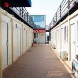 De geprefabriceerde Huizen van de Container/Flat in de V.S.