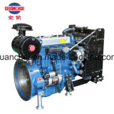 Dieselmotor, de Macht van de Motor, de Motor van de Generator, Motor