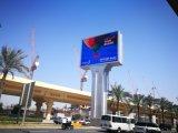 Piscina RGB LED de publicidade P10 ecrã de exibição de vídeo
