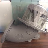 Réservoir d'huile manuel du chariot distributeur inférieur en aluminium Clapet de pied de soupape d'urgence