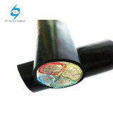 0.6/1kv 4+1 Aluminiumleiter-elektrischer Strom-Kabel des Kern-Al/XLPE/PVC