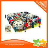 Space Ship Children Naughty Castle Equipment Aire de jeux intérieure pour Mall