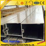 Parede de cortina de alumínio anodizada 6063t5 do fornecedor de China