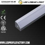 キャビネットの照明のためのPn4106角LEDのアルミニウムプロフィール
