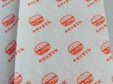 Paquete de alimentos de la torreta doble papel de la máquina de corte longitudinal con troquelado