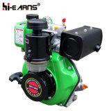 Motor diesel con el eje de la tira ofrecido con Rotavator (HR170FB)