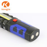 Lampe de poche d'urgence portable phare de travail de rafles magnétique multifonction