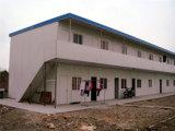 中国が付いているプレハブの家または経済的でか実用的なまたは二重階またはPrefabcatedの現代か鋼鉄家