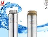 4 Zoll Li Yuan 1.5HP 1.1kw für Bewegungsenergien-elektrische Wasser-Pumpe