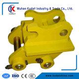 máquina escavadora do tipo famoso de 800kg China mini com motor de Yanmar