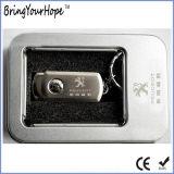 Schwenker-Metall-USB-Blitz-Laufwerk beim Metallkasten-Verpacken (XH-USB-154)