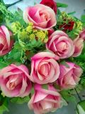 Fleurs artificielles de Rose Gu-Jy06084135