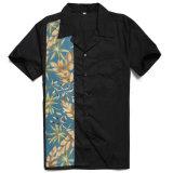 Petit modèle de feuilles de palmiers personnalisé Minimum Rock and Roll les vêtements