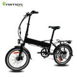 Bici eléctrica plegable del AMS 350W 20 '' con la batería 13.2 de Samsung