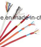 Câble chaud de signal d'incendie de garantie de faisceaux de la vente 8 de qualité