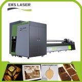 500W à 3000W Automatique Machine de découpe laser à fibre de bois et cuir papier acrylique