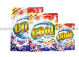 OEM de Plastic Verpakkende Zak van het Poeder van de Was van de Wasserij Detergent