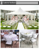 Silla de playa de plástico para el exterior/Wedding/Jardín/Hotel/banquete