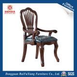 나무로 되는 식사 의자 (AB336)