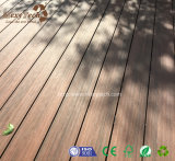2017 revestimento composto plástico de madeira exterior impermeável novo da co-extrusão WPC