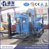 Hfw400Lの携帯用小さい試錐孔の井戸の掘削装置