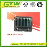 Dx-6 Cabezal de impresión con alta calidad para la impresión digital