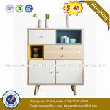 Arquivo do Office de melamina moda armário de madeira com 3 porta (HX-8NR0700)