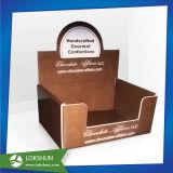 Body Lotion를 위한 지면 PDQ Cardboard Retail Product Display Stands