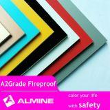 高品質の屋外PVDFのコーティングA2のアルミニウムプラスチック合成のパネル