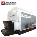 Caldaia a vapore infornata biomassa industriale del risone dei 6 di tonnellata dell'acqua trucioli del tubo per industria tessile