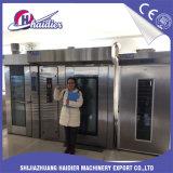 Handelsgas-Drehzahnstangen-Backen-Ofen des bäckerei-Geräten-32-Tray