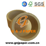 Brown o documento di memoria grigio del mestiere per i tubi della fibra