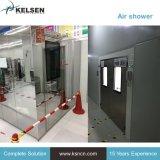 Filtration-Luft-Dusche-Raum der Cleanroom-Eingangs-Kategorien-100