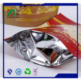 Stand up personnalisés traités Aluminium sac en plastique