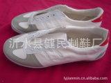 Semelle en caoutchouc confortable et durable de chaussures de toile