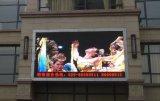 Installation fixe de plein air pleine couleur P16 de la publicité de l'écran à affichage LED