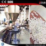 Línea de dos fases máquina plástica de la granulación del estirador de Ganulator