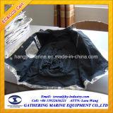 Juego incombustible de aluminio del SOLAS de la tela aprobada del papel
