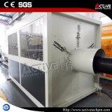 Rohr-Strangpresßling-Zeile der PLC-Screen-Steuer-HDPE Maschinen-PPR