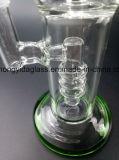 De Waterpijp van het Glas van de Pijp van de Recycleermachine van de Percolator van de hoge Efficiency