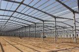 Reunión prefabricada pasillo de la casa con el marco de acero ligero durable