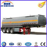 판매를 위한 60 Cbm 연료 트레일러에 탄소 강철 40 Cbm