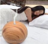 Grande diffusore di legno dell'olio essenziale di Aromatheraphy del grano di capienza 400ml
